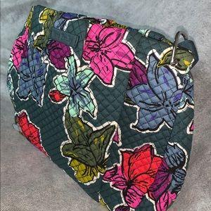 NWT Vera Bradley Crossbody In Falling Flowers